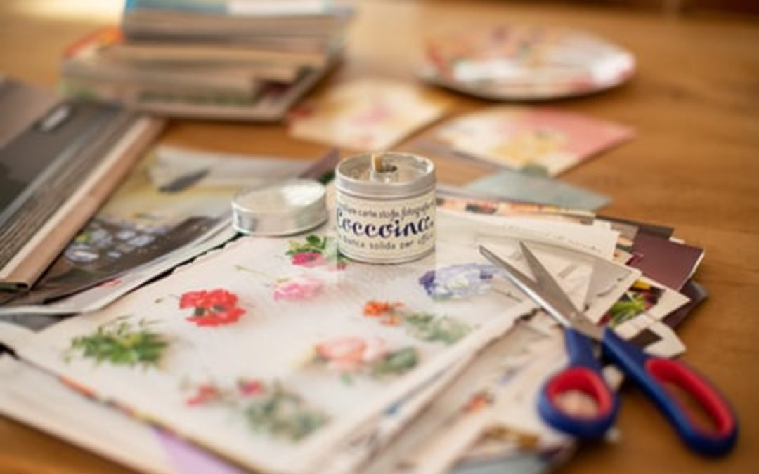 6 Tips To Avoid Craft Room Clutter