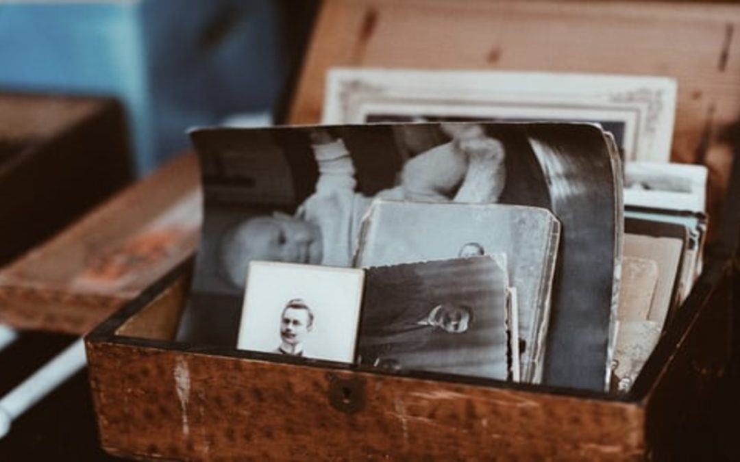 What To Do With Family Keepsakes