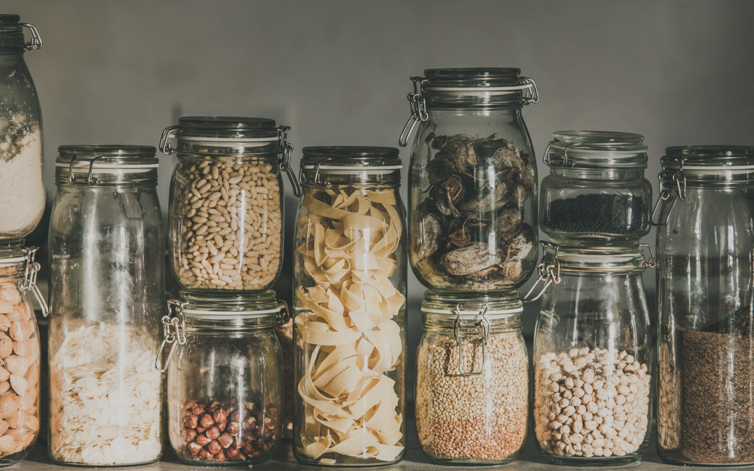 How To Get Your Family To Keep Your Pantry Organized